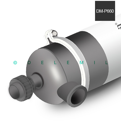DM-P660 External Pressure Type Hollow Fiber UF Membranes